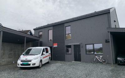 Steinvegen 6BC, Orstad