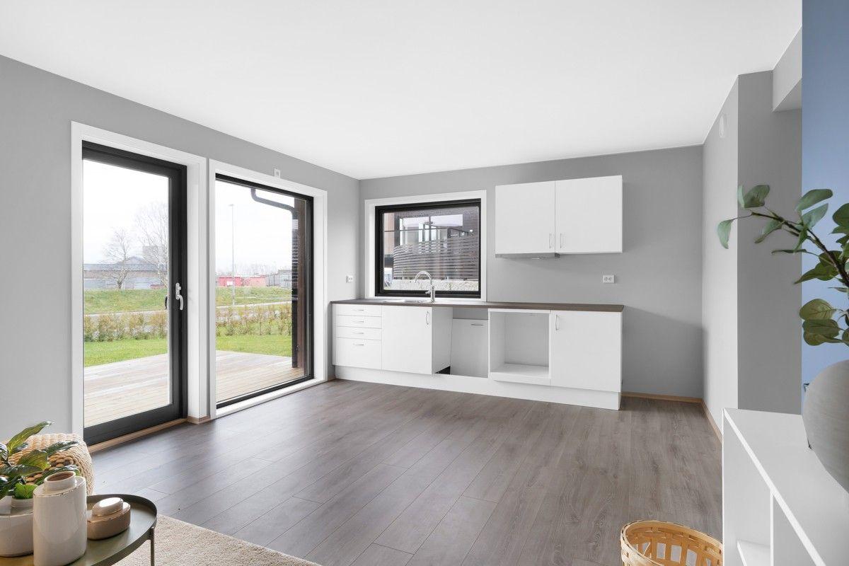 Kjøkken leilighet
