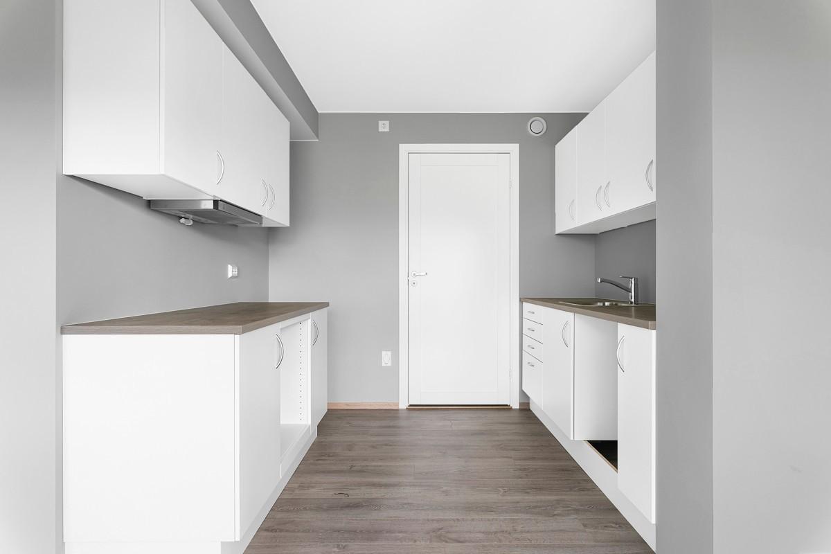 Kjøkken, leilighet